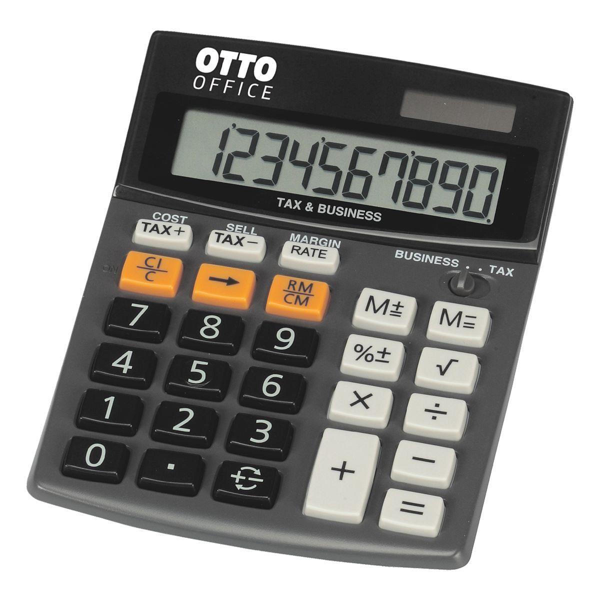 OTTO Office Standard Tischrechner »OC-10x«