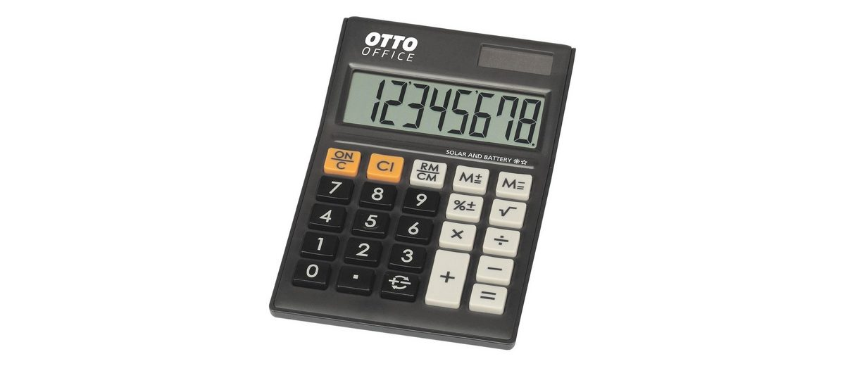 OTTO Office Standard Taschenrechner »OC-80x«