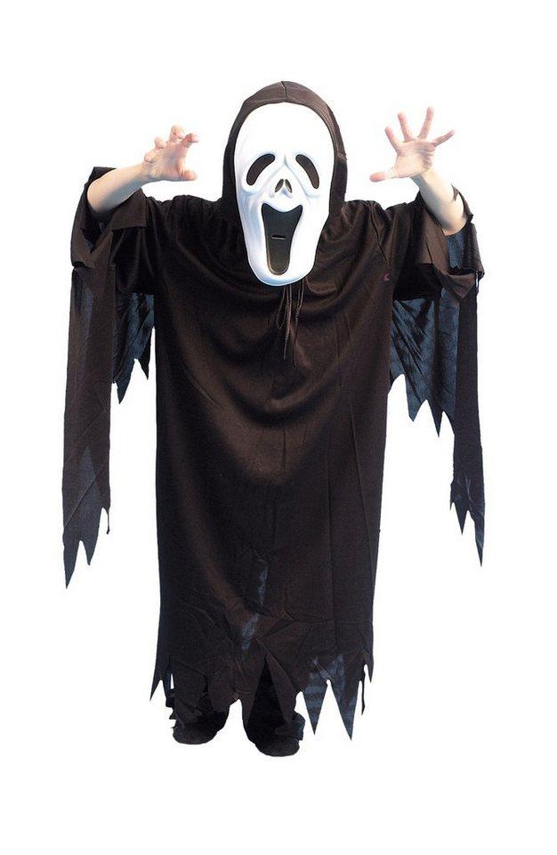 Funny Fashion Gespensterumhang, mit Kapuze in Geist