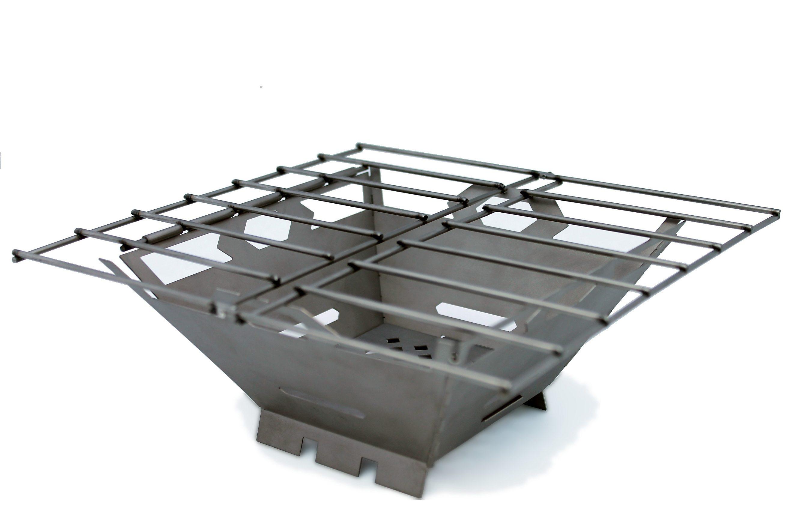 Vargo Camping-Grill »Fire Box Grill Titan«