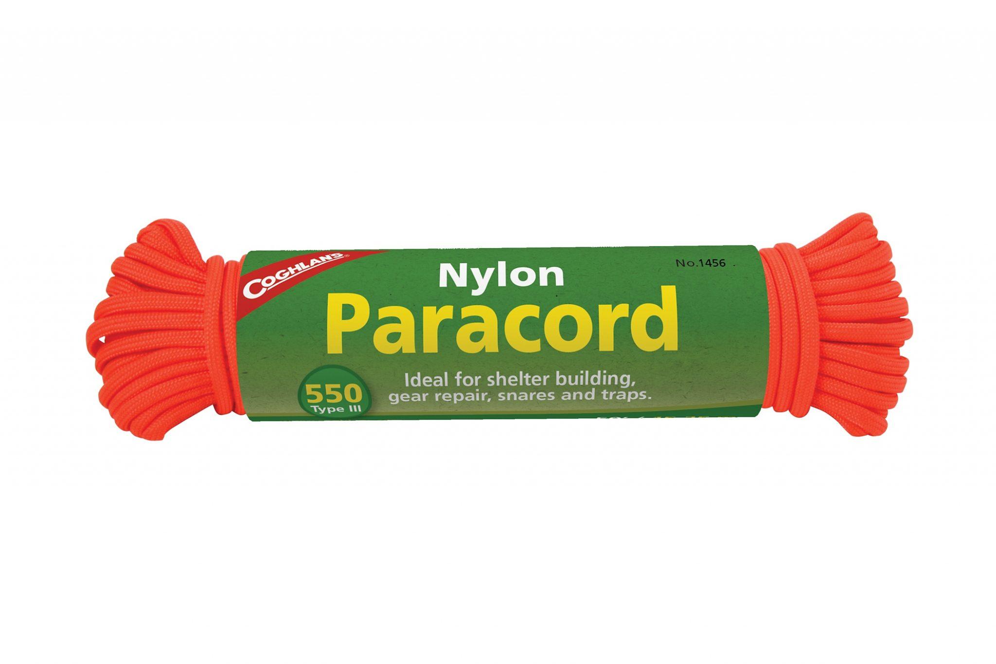 Coghlans Seil »Paracord 15,25m«