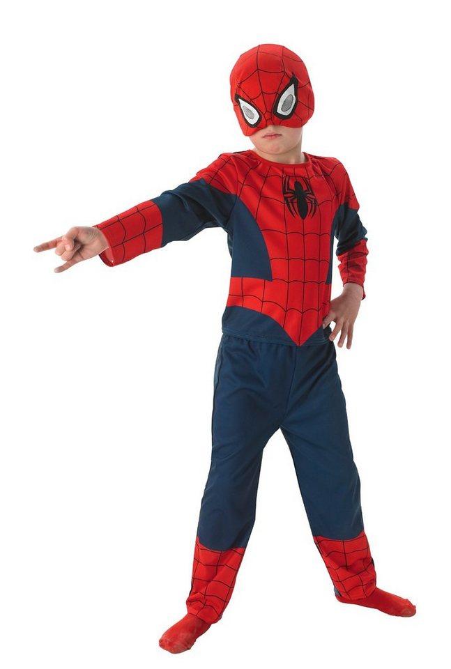 Rubie´s Kostüm Spider-Man 3-Teiler in Spider-Man
