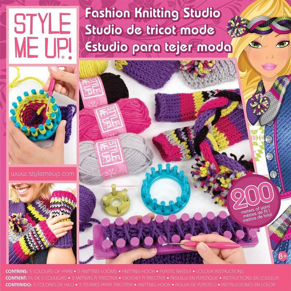 Style Me Up Fashion Strick Studio Online Kaufen Otto