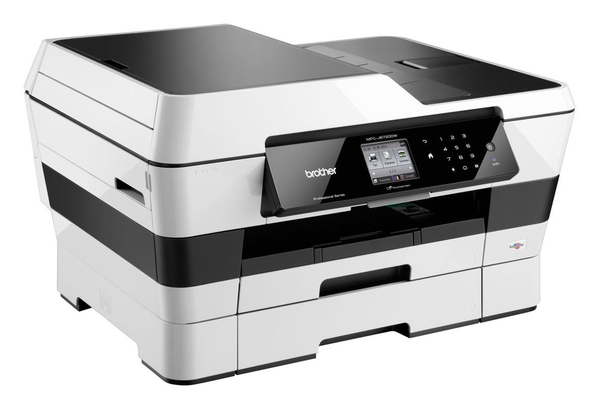 Brother Tintenstrahl-Multifunktionsdrucker »MFC-J6720DW 4in1«