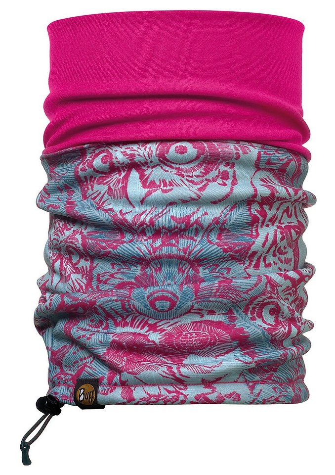 Neckwarmer unisex Neckwarmer Pro®, »Dugur Pink«, BUFF® in pink-blau