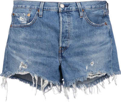 Levi's® Jeansshorts »501® High Rise W«
