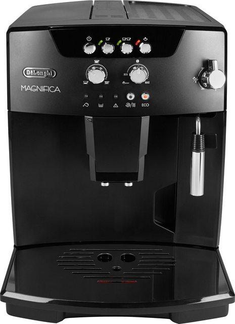 Delonghi De Longhi Kaffeevollautomat Magnifica New Generation ESAM 04.110.B, Kaffeestärke einstellbar
