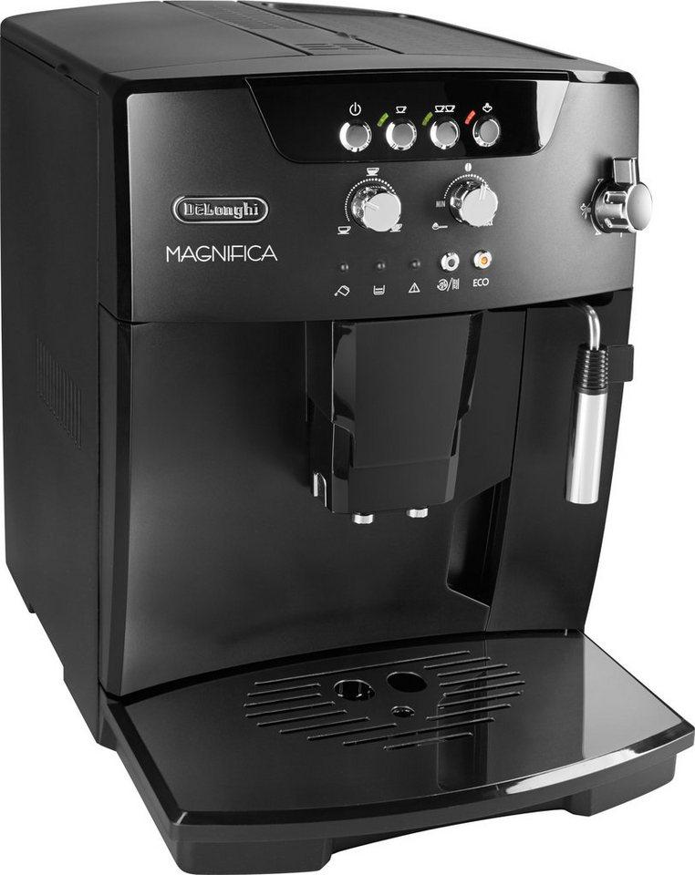 de 39 longhi kaffeevollautomat magnifica new generation esam 1 8l tank kegelmahlwerk. Black Bedroom Furniture Sets. Home Design Ideas
