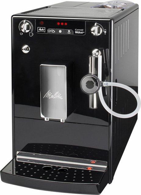 Melitta Kaffeevollautomat CAFFEO Solo Perfect Milk E 957-101, nur 20 cm breit