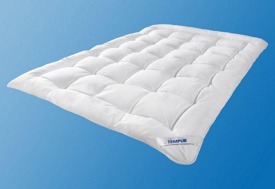 Microfaserbettdecke, Tempur »Clima Comfort«, Warm
