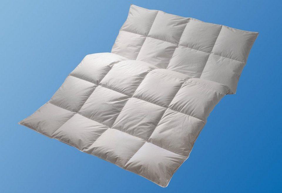 Daunenbettdecke, »Nordic«, Centa-Star, Extrawarm, 90% Daunen, 10% Federn