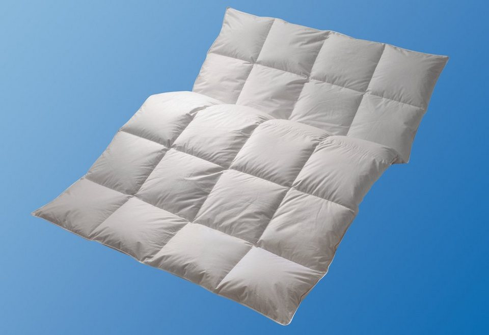 daunenbettdecke nordic centa star extrawarm f llung 90 daunen 10 federn bezug 100. Black Bedroom Furniture Sets. Home Design Ideas