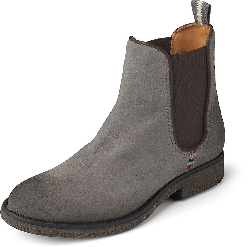 graue chelsea boots damen serfan chelsea boot women suede. Black Bedroom Furniture Sets. Home Design Ideas