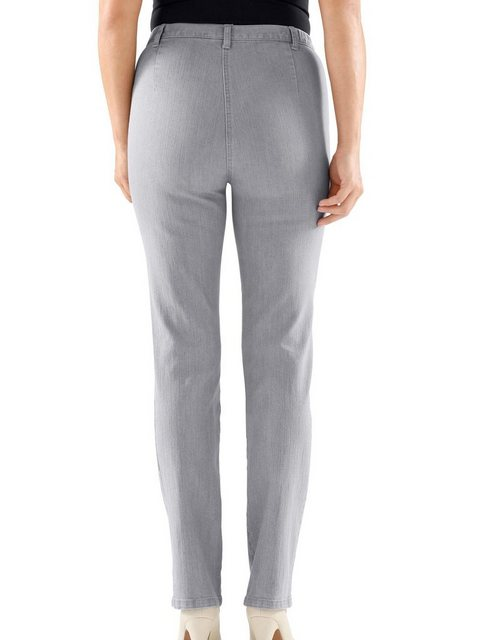 Hosen - Classic Bequeme Jeans › grau  - Onlineshop OTTO