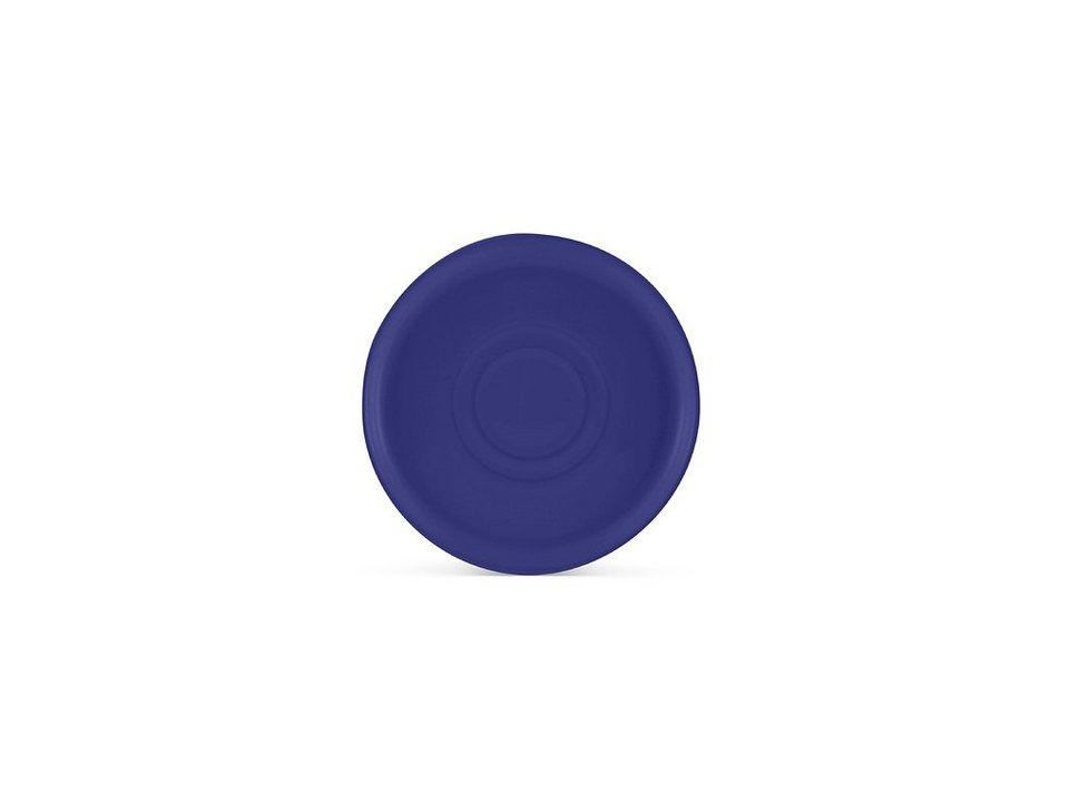 Friesland Untertasse »Happymix, 15 cm, 4er Set« 4-tlg in blau