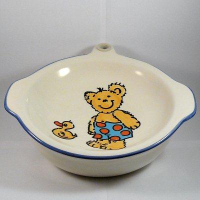 Zeller Keramik Warmhalteteller »Kindersortiment« in Weiß