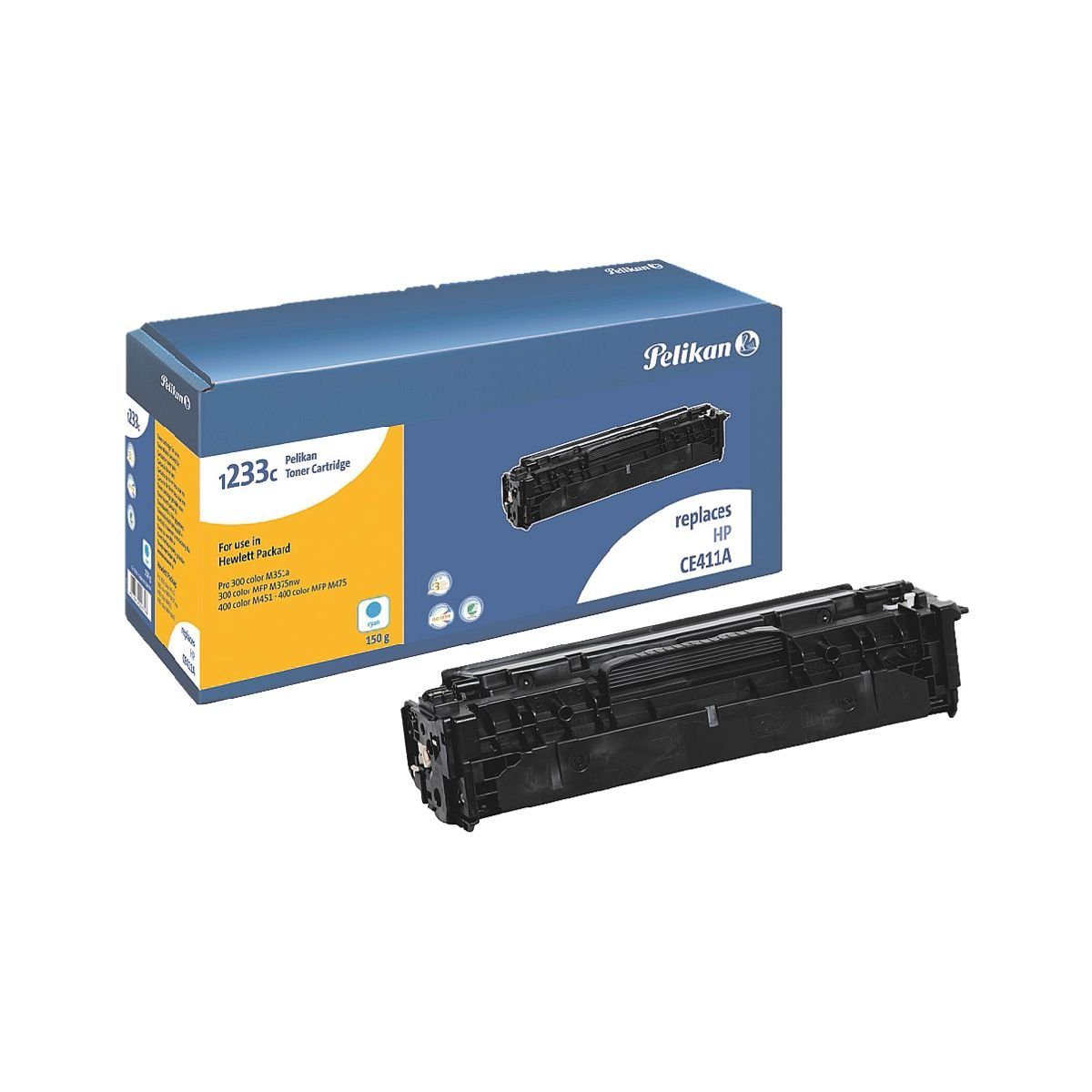 Pelikan Toner ersetzt HP »CE411A« 305X