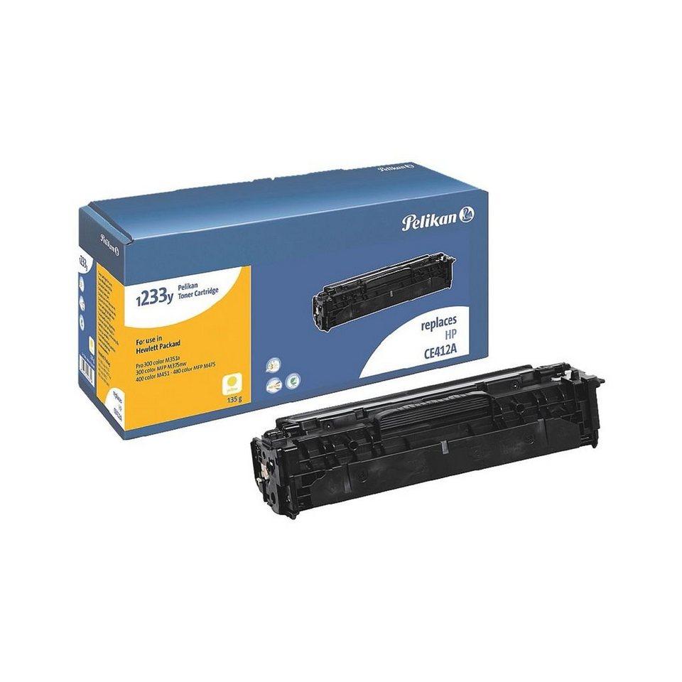 Pelikan Toner ersetzt HP »CE412A« 305X