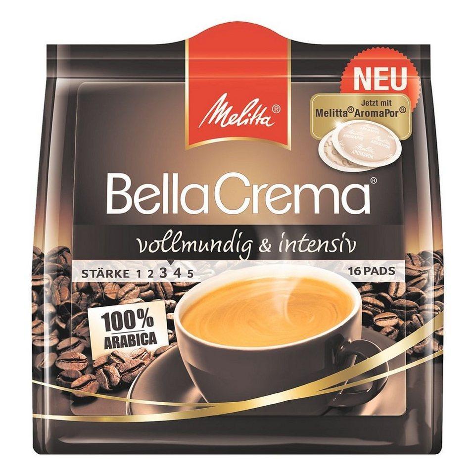 Melitta Kaffeepads »Bella Crema«