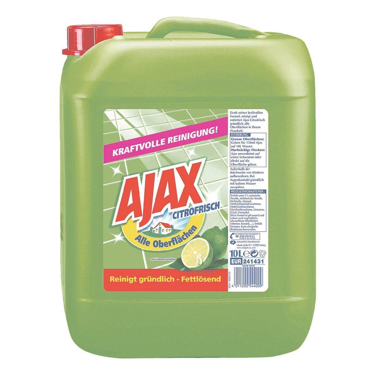 AJAX Allzweck-Reiniger »Zitrone«