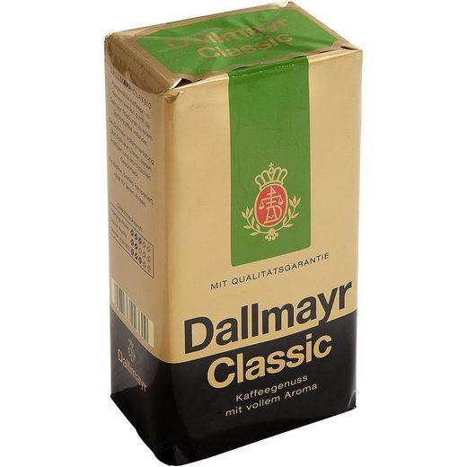 DALLMAYR Kaffee - gemahlen 500 g »Classic«