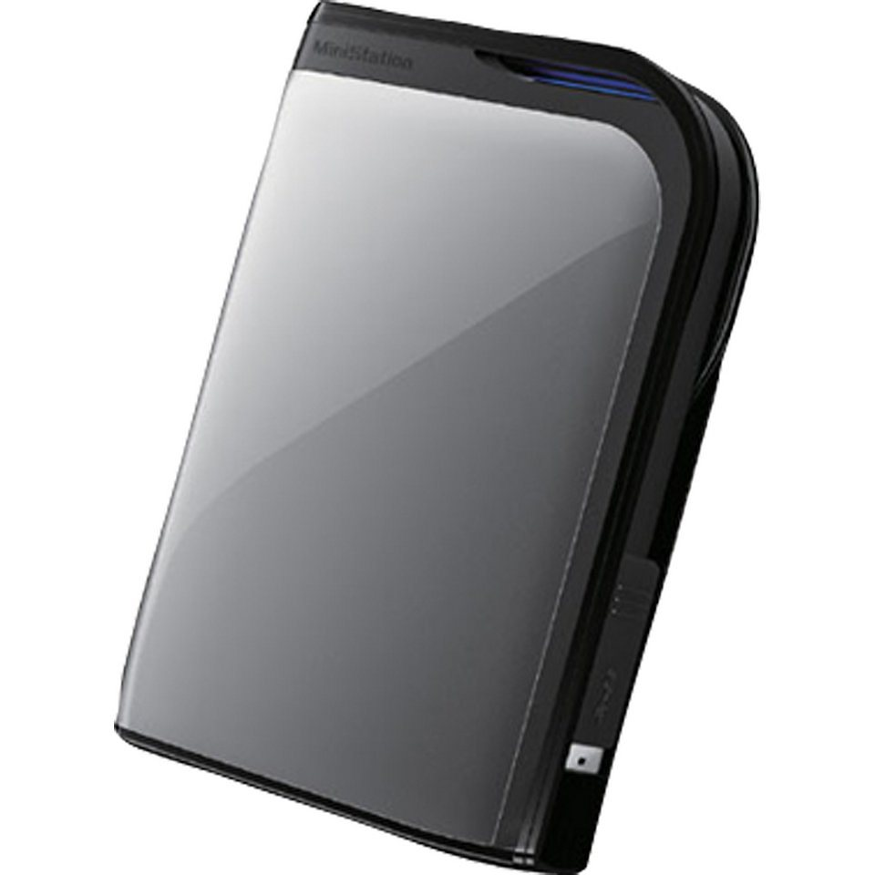 Buffalo Technology Festplatte »MiniStation Extreme USB 3.0 500 GB«