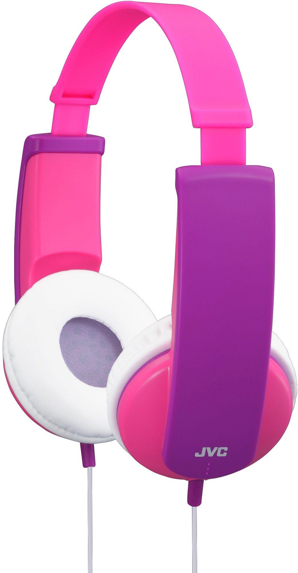 JVC On Ear Kopfhörer »HA-KD5-P-E pink«