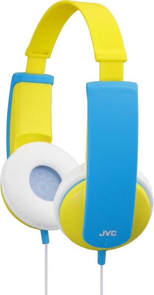 JVC On Ear Kopfhörer »HA-KD5-Y-E gelb«