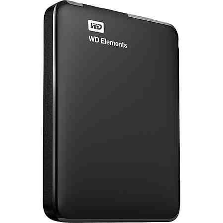 Western Digital Festplatte »Elements 2 TB«