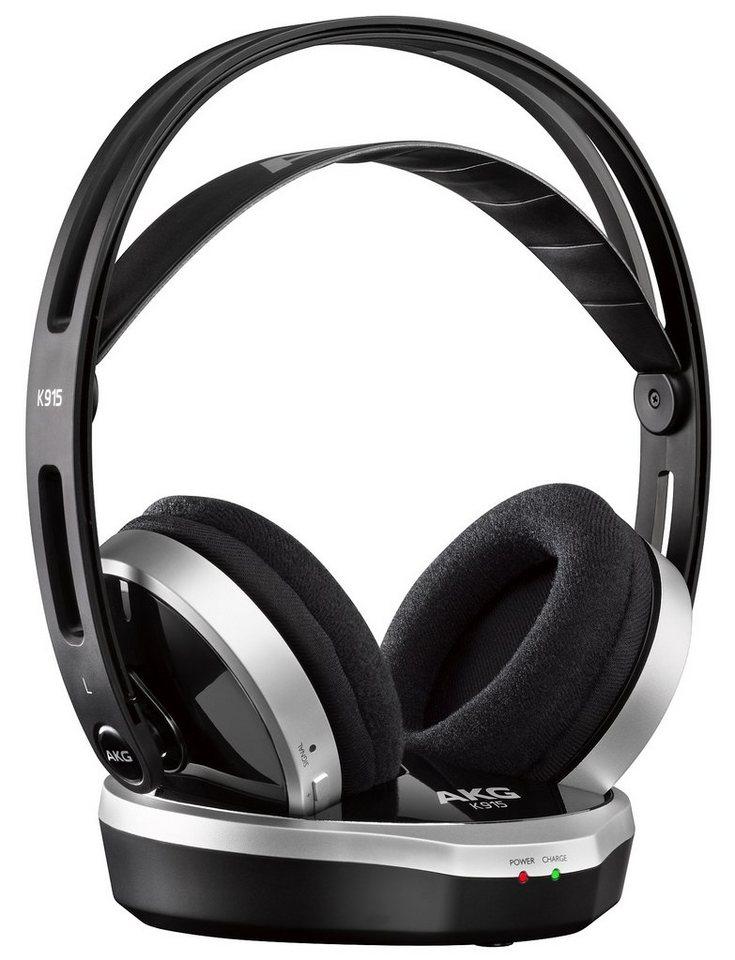 AKG Funk Kopfhörer »K 915 schwarz«