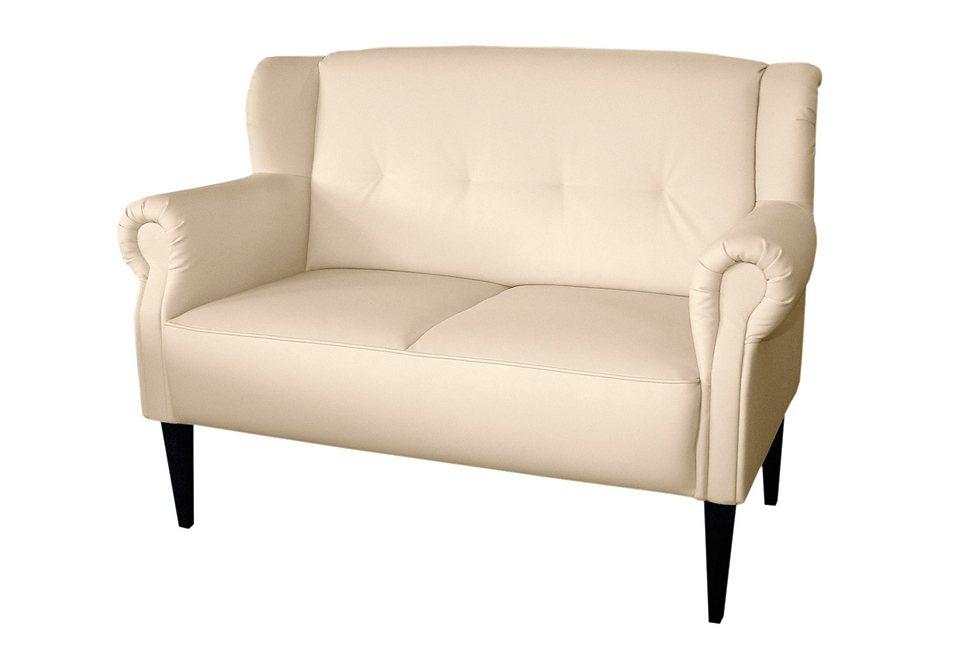 home affaire 2 sitzer mara mit federkern kaufen otto. Black Bedroom Furniture Sets. Home Design Ideas