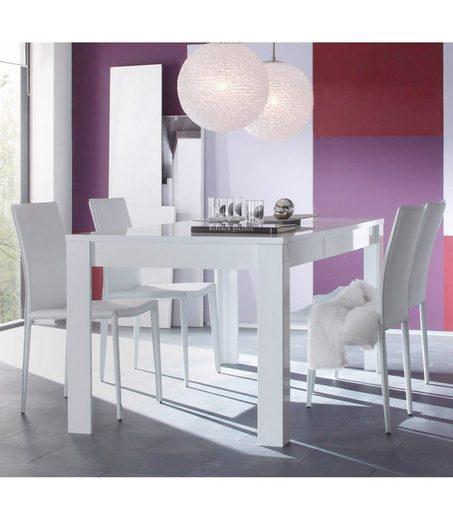 LC Esstisch, Breite 160 oder 180 cm