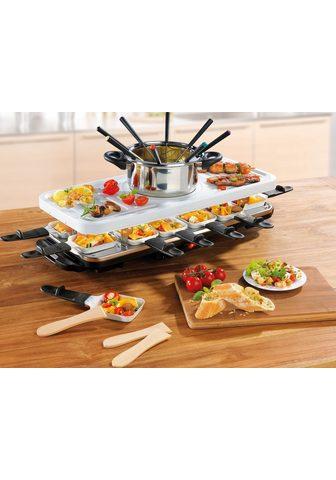 Raclette и набор для фондю Raclette- и...