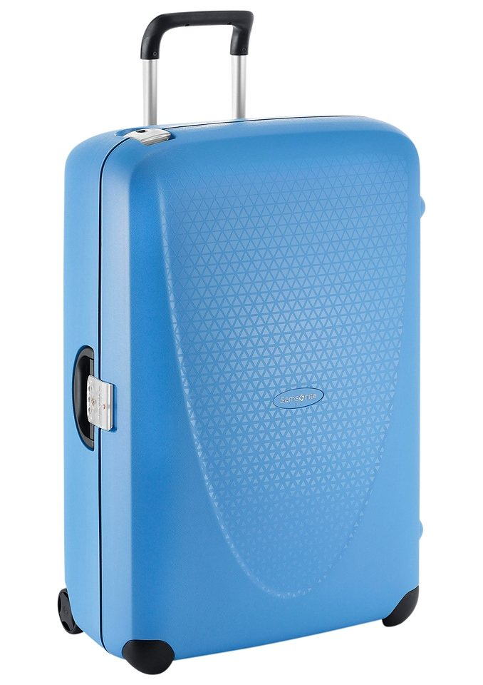 Trolley, 69 Liter »Thermo Young«, Samsonite in blau
