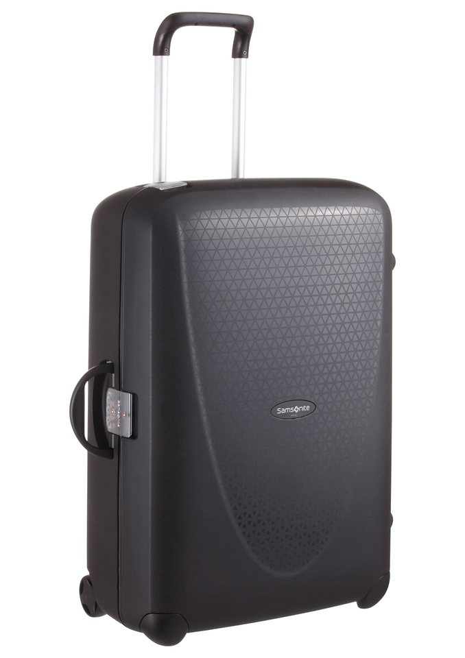 Samsonite, Trolley mit 2 Rollen, 120 Liter »Thermo Young« in schwarz