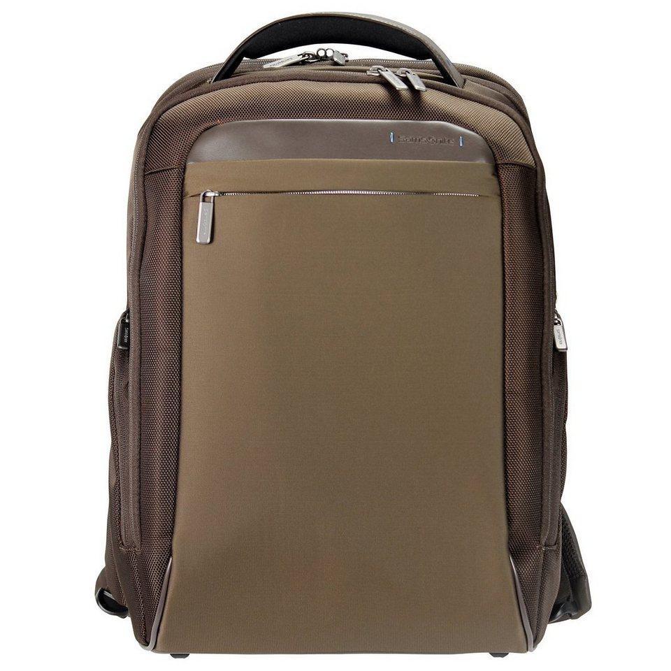 Samsonite Spectrolite Laptop-Rucksack Backpack 46,5 cm in tabacco