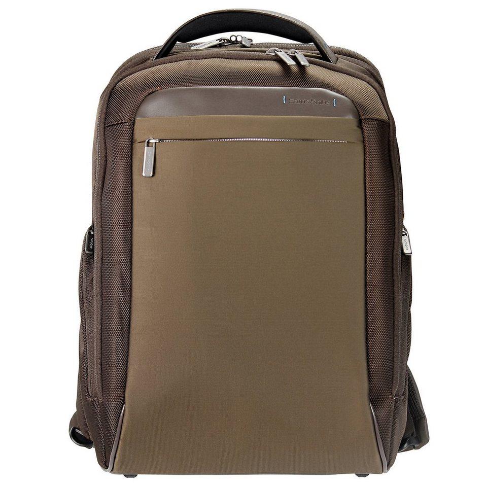 Samsonite Spectrolite Laptop-Rucksack Backpack 50 cm in tabacco