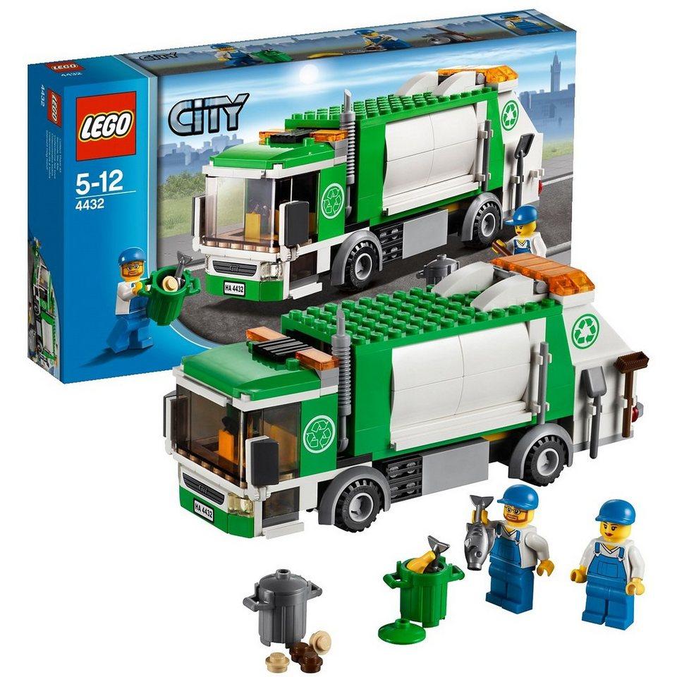 LEGO 4432 City: Müllabfuhr online kaufen | OTTO