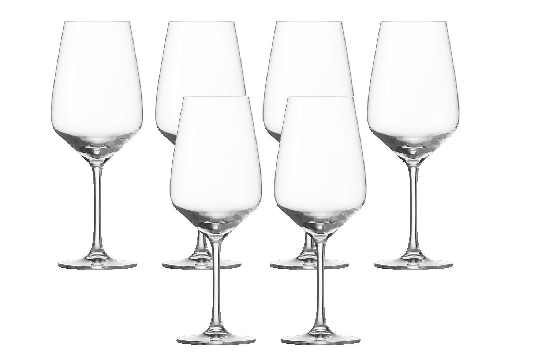 Schott Zwiesel Rotweinglas 6er-Set »Taste«