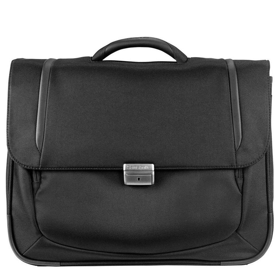 Samsonite X Blade business 2.0 Aktentasche M 44 cm Laptopfach in black
