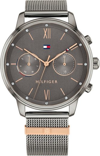 TOMMY HILFIGER Multifunktionsuhr »Casual, 1782304«