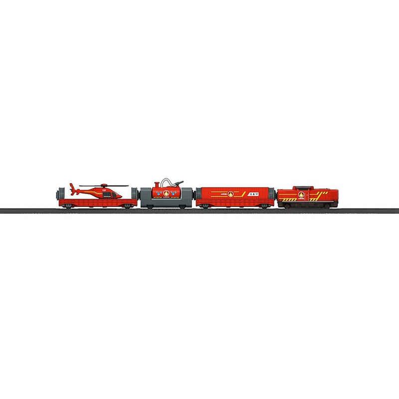 """Märklin Modelleisenbahn-Set »Märklin 29340 my world - Startpackung """"Feuerwehr""""«"""