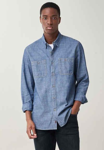 Salsa Hemd »DENMARK« Regular Shirt Long Sleeve