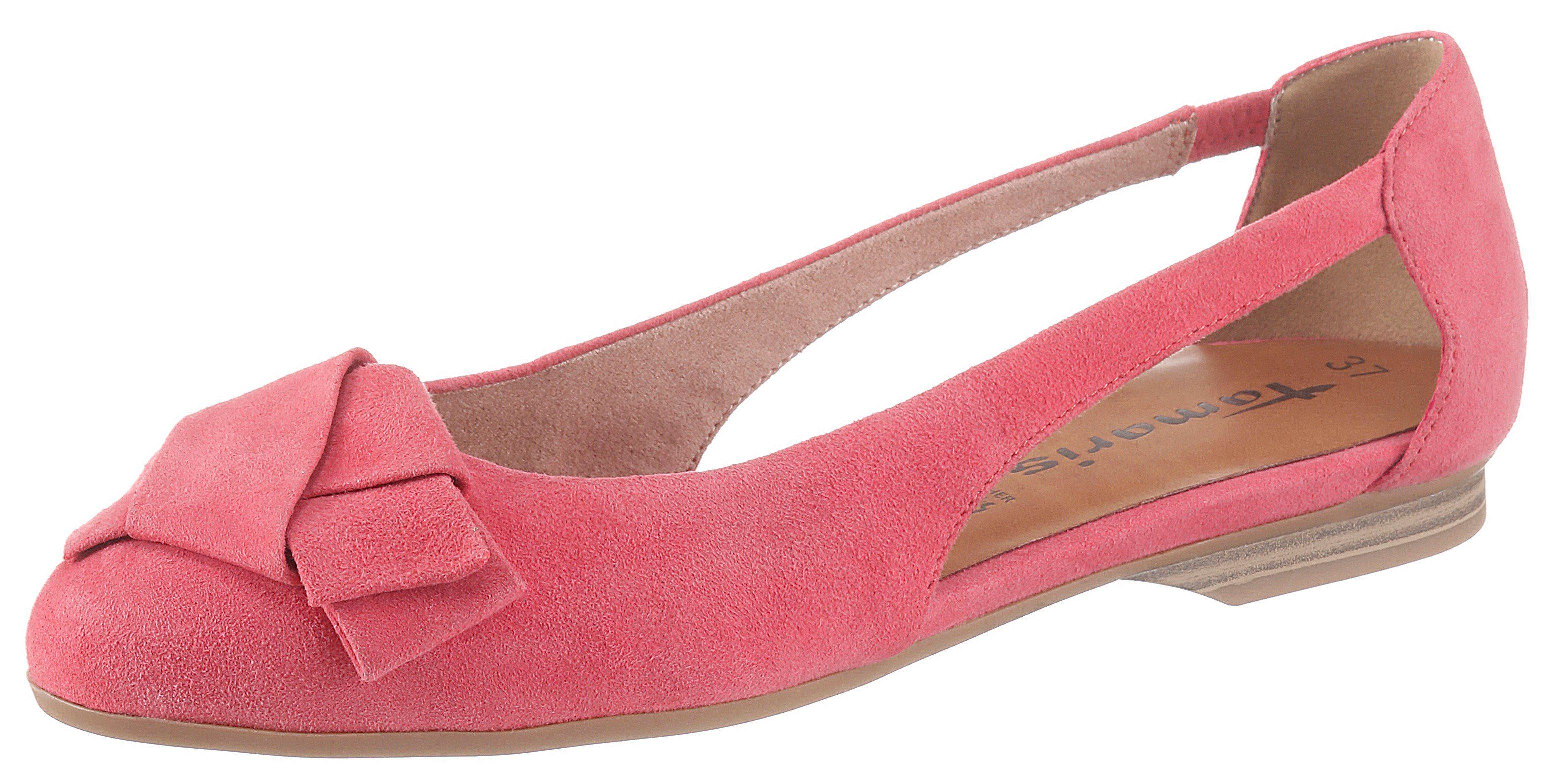Tamaris »Runa« Ballerina mit Zierschleife kaufen | OTTO
