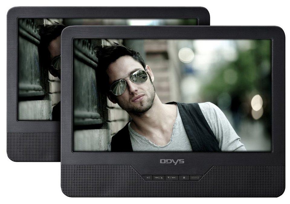 Odys Portabler DVD-Player »Seal 9 - 9''« in Schwarz