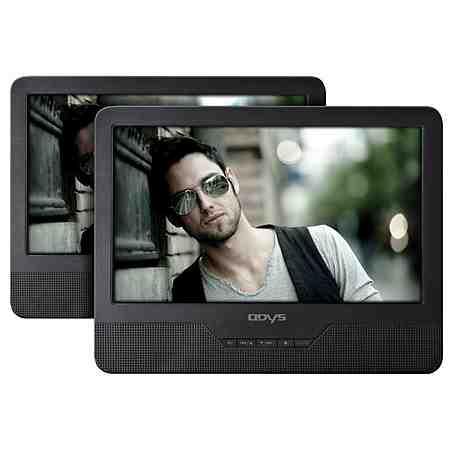Odys Portabler DVD-Player »Seal 9 - 9''«