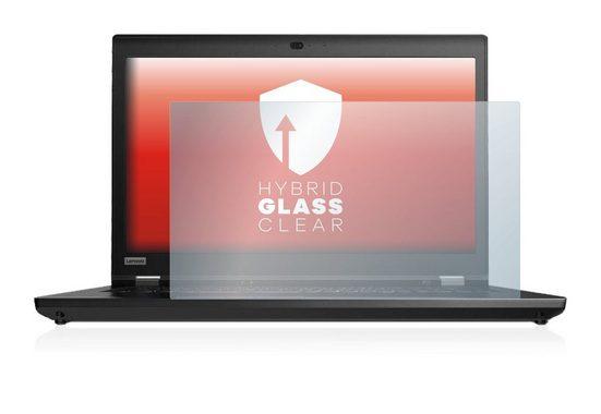 upscreen Schutzfolie »Panzerglasfolie für Lenovo ThinkPad P73«, Schutzglas Glasfolie klar