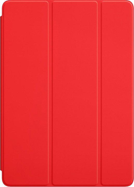 Apple iPad Air Smart Cover Schutzhülle Polyurethan Schutzhülle in Rot
