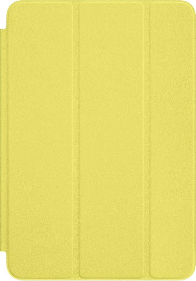 Apple iPad Mini Retina Smart Case Lederschutzhülle Schutzhülle in Gelb