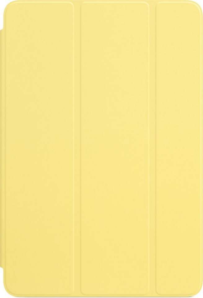 Apple iPad Mini Retina Smart Cover Schutzhülle Polyurethan Schutzhülle in Gelb
